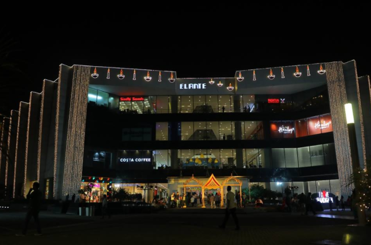 Elante Mall, Chandigarh