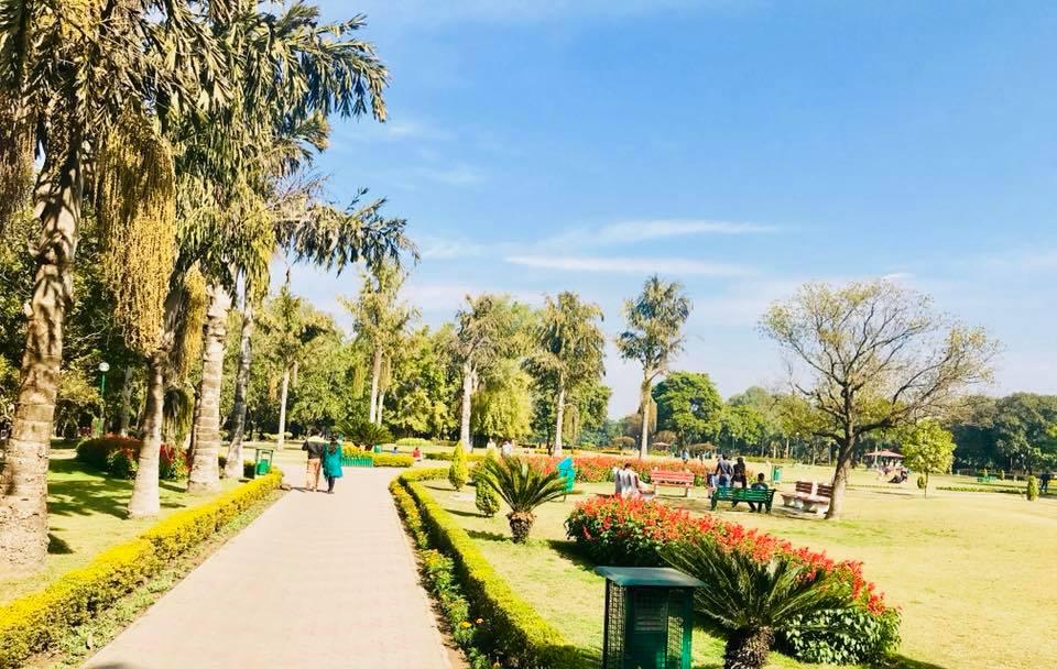 Garden of Fragrance Sector 36, Chandigarh