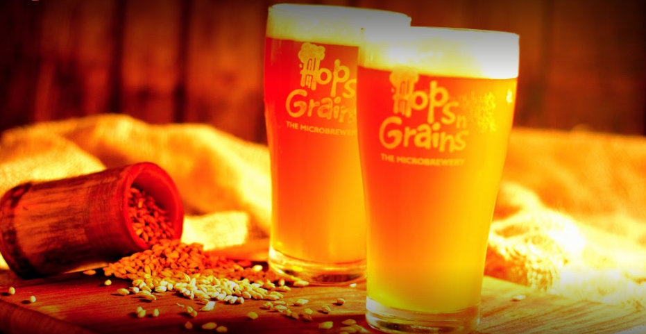 Hops n Grains Panchkula
