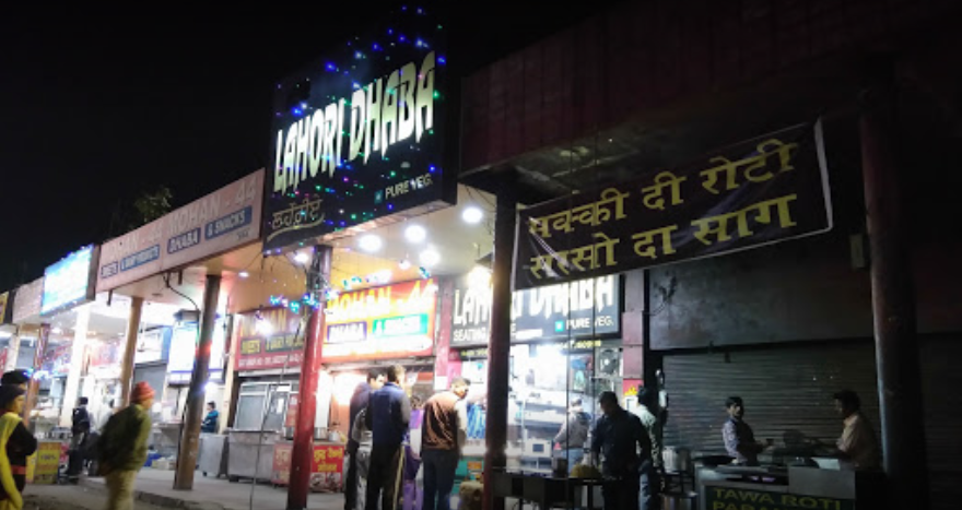 Lahori Dhaba, Sector 44 Chandigarh