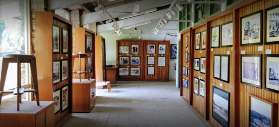 Le Corbusier Centre, Sector 19, Chandigarh