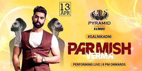 Parmish Verma Live Chandigarh