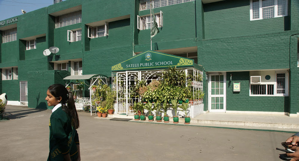 Satluj Public School, Panchkula