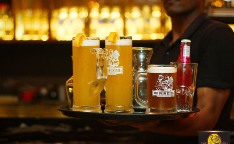 The Brew Estate Chandigarh