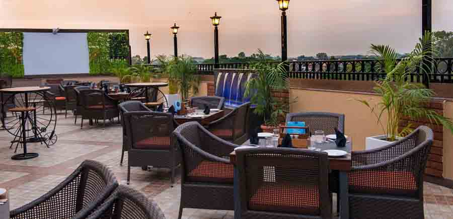 Sky Grill, Sector 55 Mohali