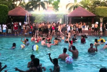 Pool Party Places In Chandigarh