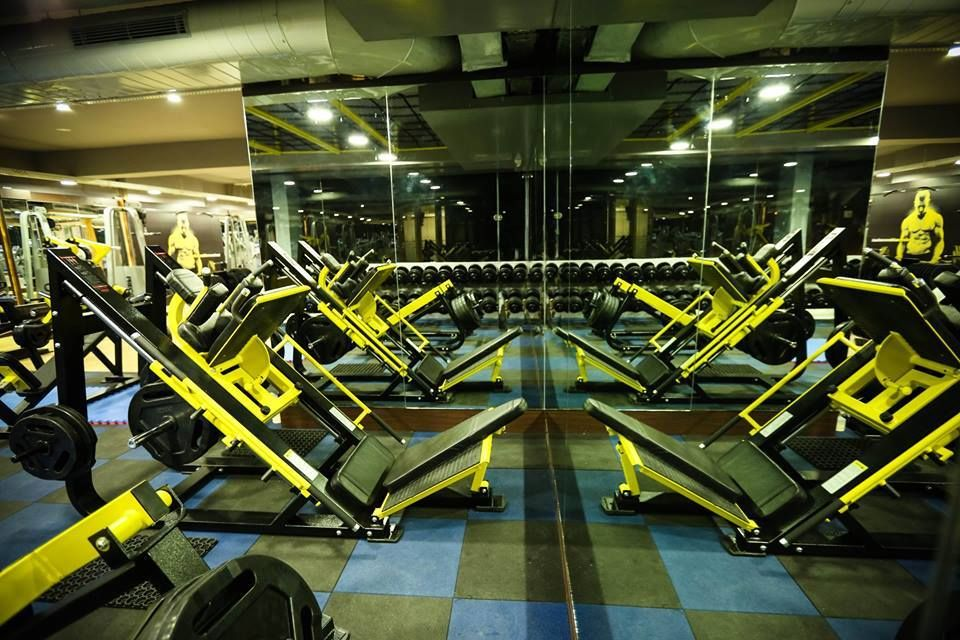 Burn Gym Panchkula