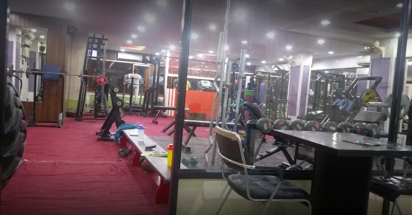 Nirvana Gym Panchkula