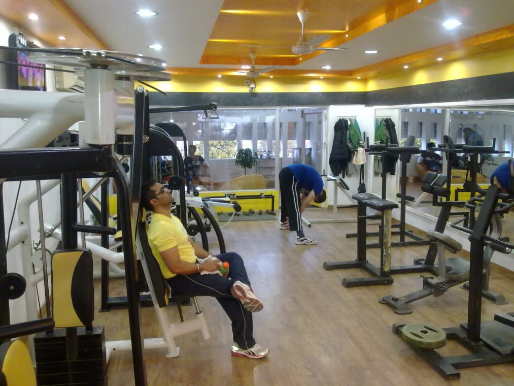 Oceanic Gym and Fitness Center Panchkula