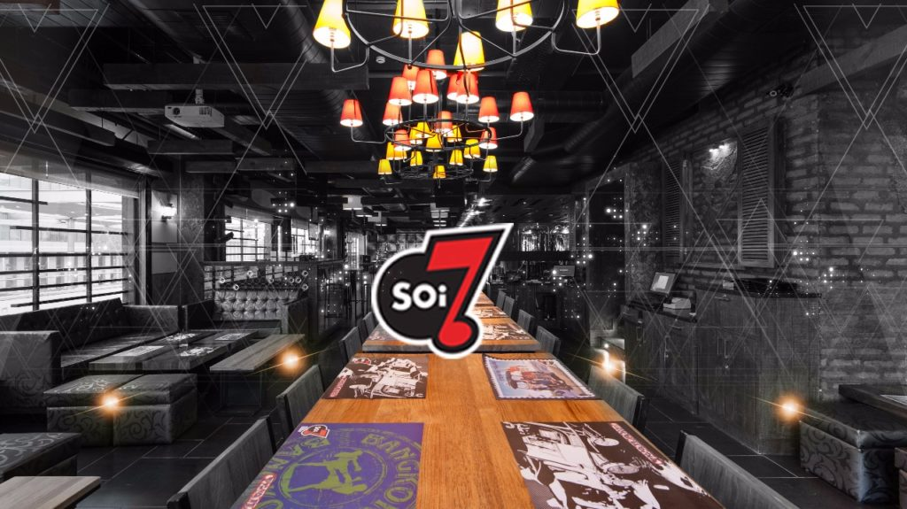 SOI 7 Cyber Hub Gurugram