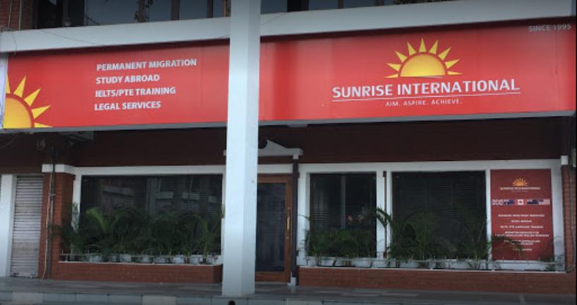 Sunrise Immigration Consultants Chandigarh