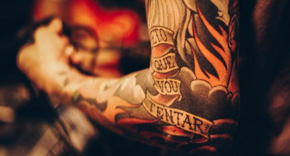 Tattoo Artist In Chandigarh