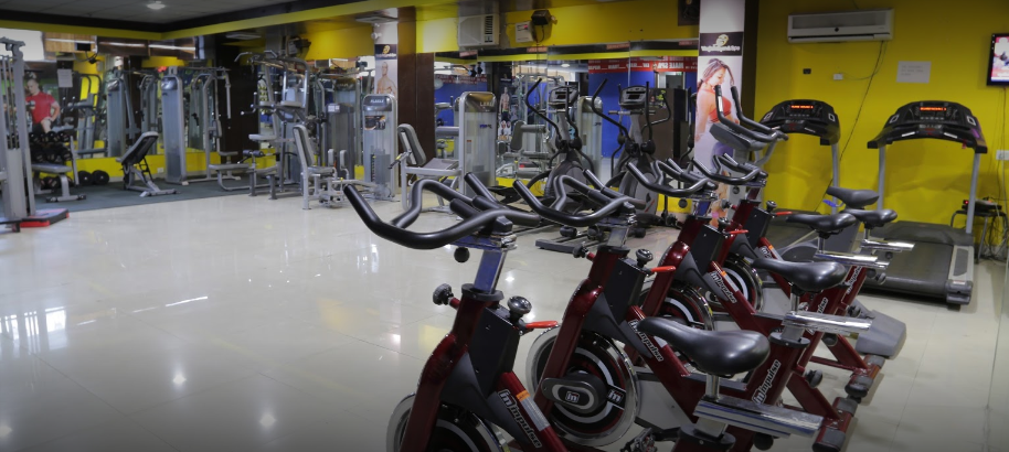 Varjish gym and Spa Panchkula
