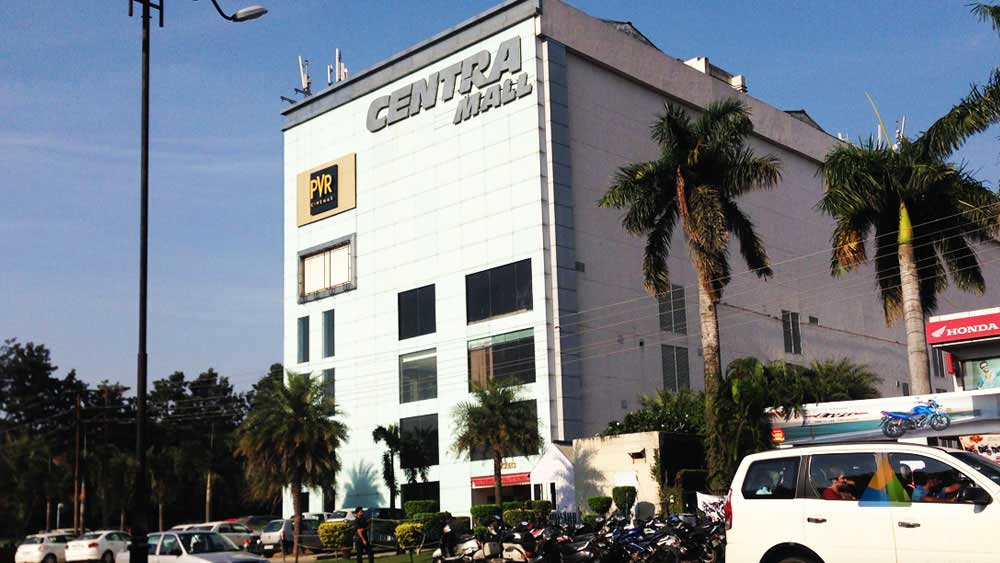 Centra Mall Chandigarh