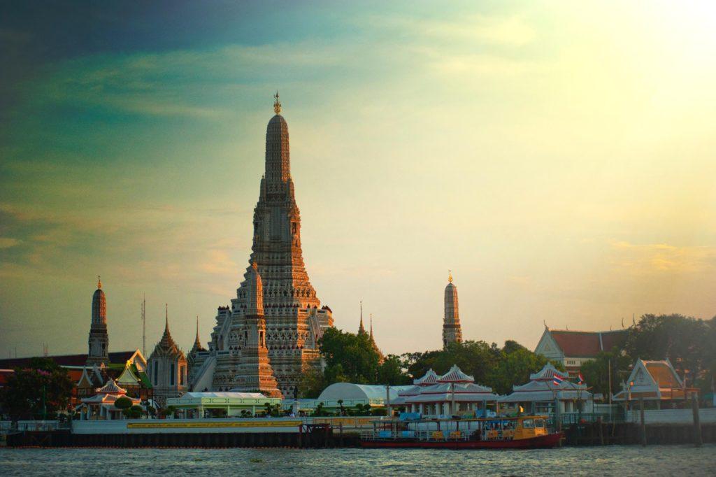 Chao Phraya River boat trip