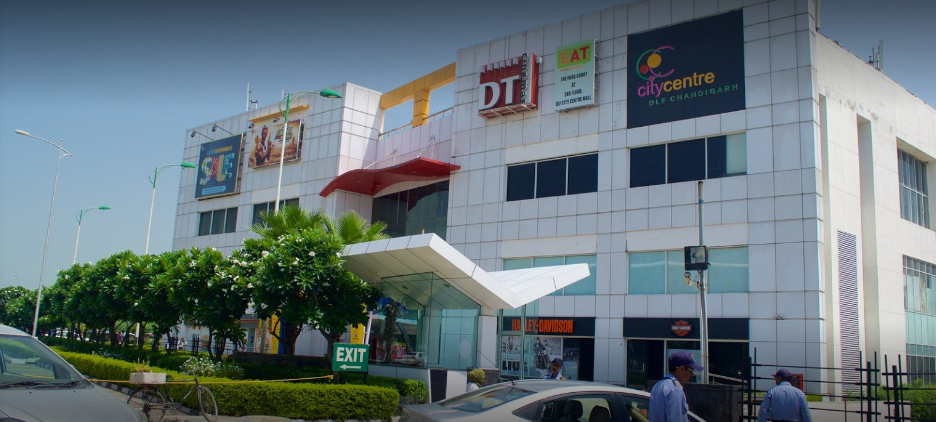 DLF City Centre Mall, IT Park Chandigarh