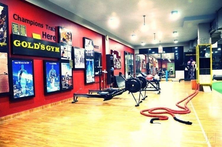 Gold Gym, Mohali