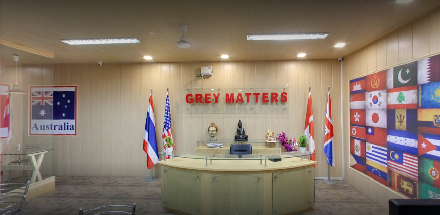 Grey Matters Chandigarh