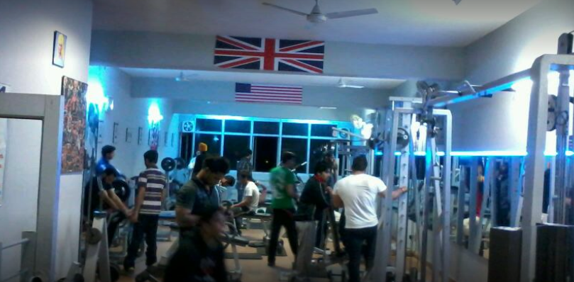 Hammer Hut Gym Zirakpur