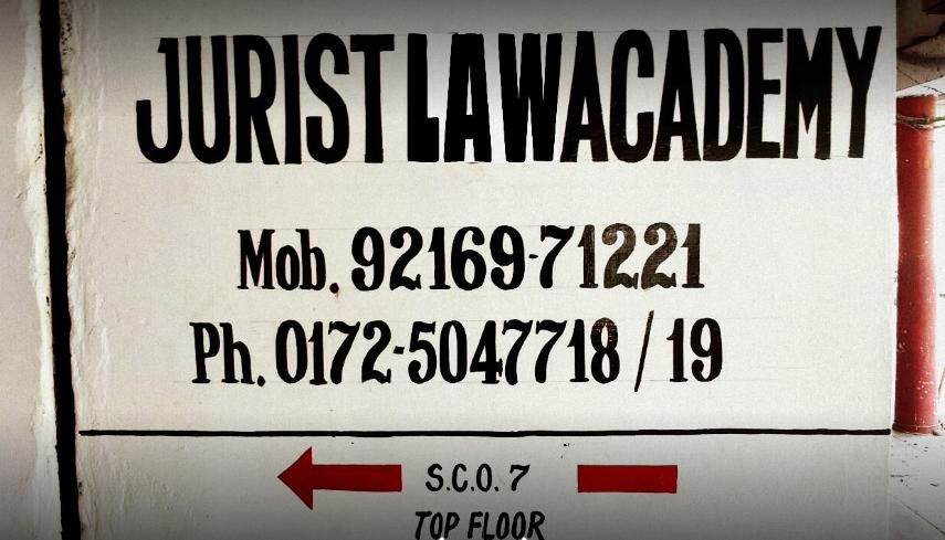 Jurist Law Academy chandigarh