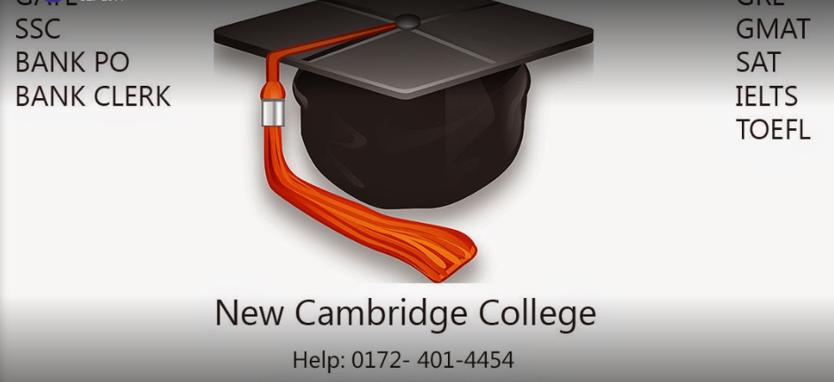 New Cambridge College Chandigarh