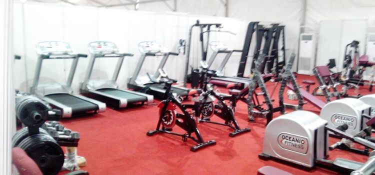 Oceanic Gym and Fitness Center Mohali
