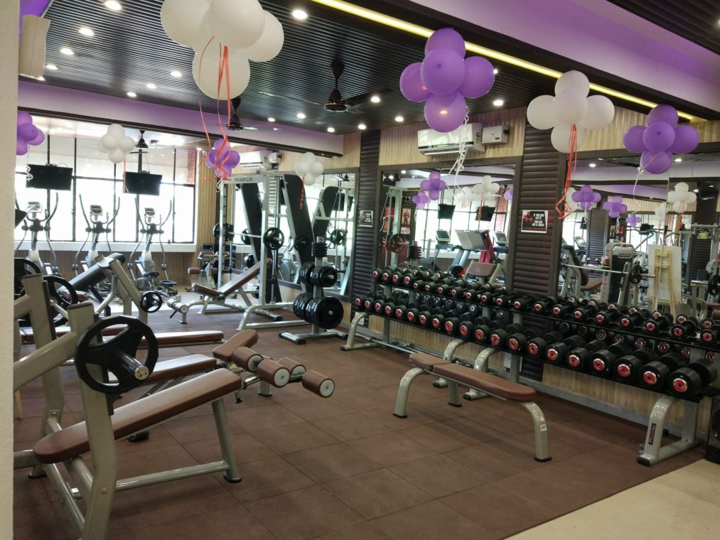 Ultimate Fitness Zirakpur