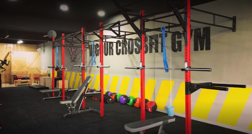 Vigour Crossfit Gym Zirakpur