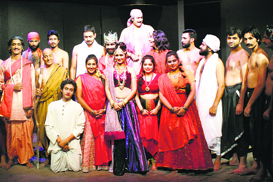 Department of Indian Theatre, Panjab University Chandigarh