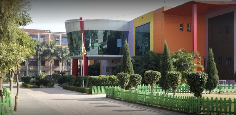 Gian Jyoti Global School, Phase 2, Mohali