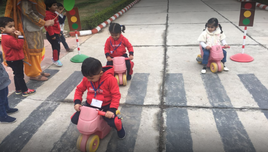 Kinderpillar Preschool Chandigarh