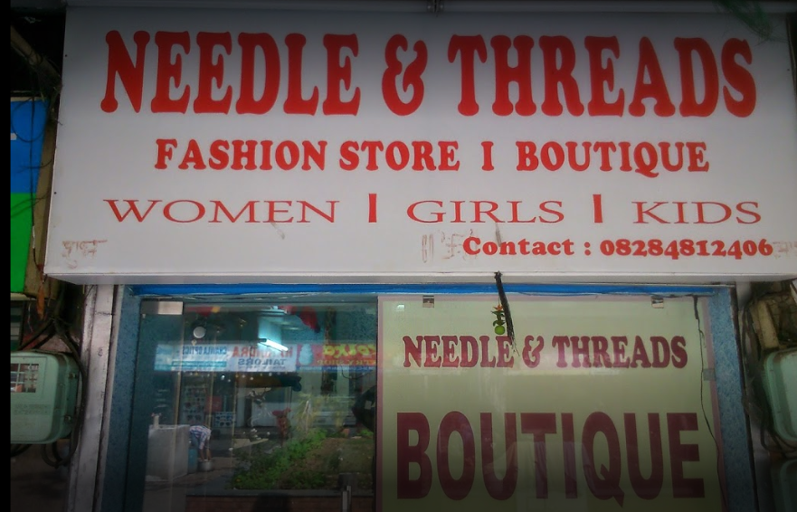 Needle & Thread Boutiques in Chandigarh
