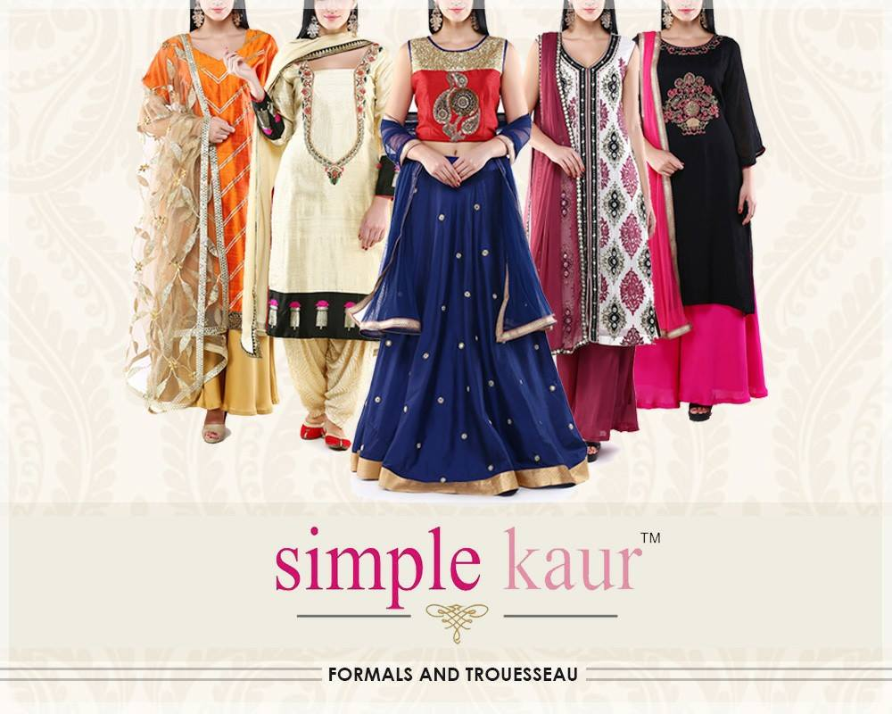 Simple Kaur Boutique Chandigarh