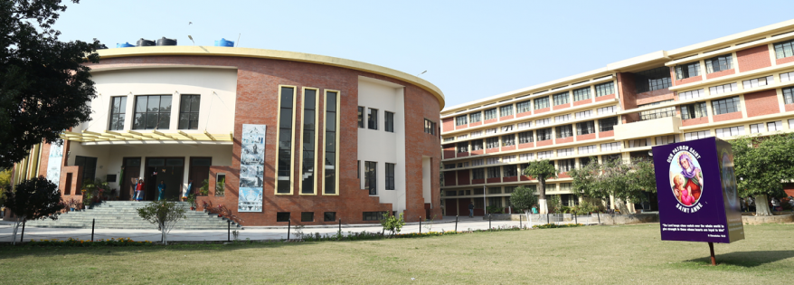 St. Anne's Convent School Chandigarh