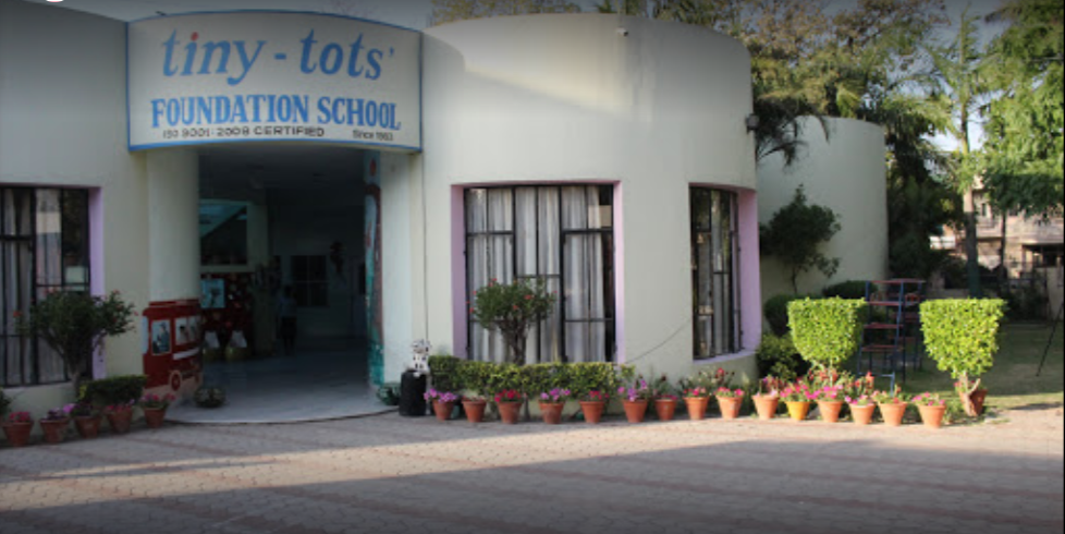 Tiny Tots Foundation School Chandigarh