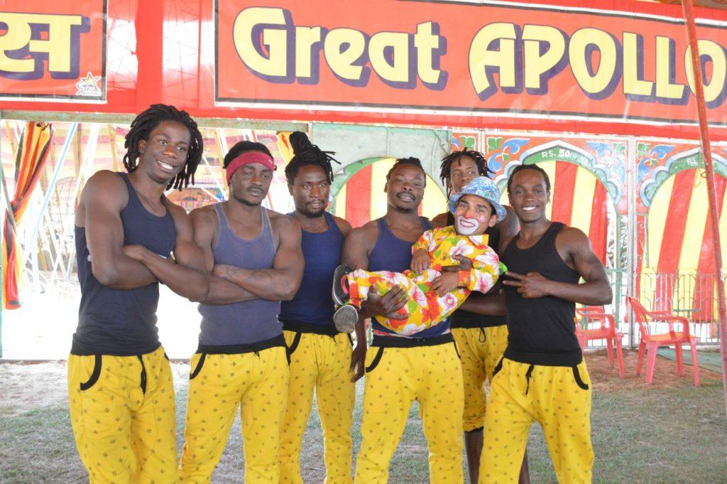 The Great Apollo Circus Panchkula