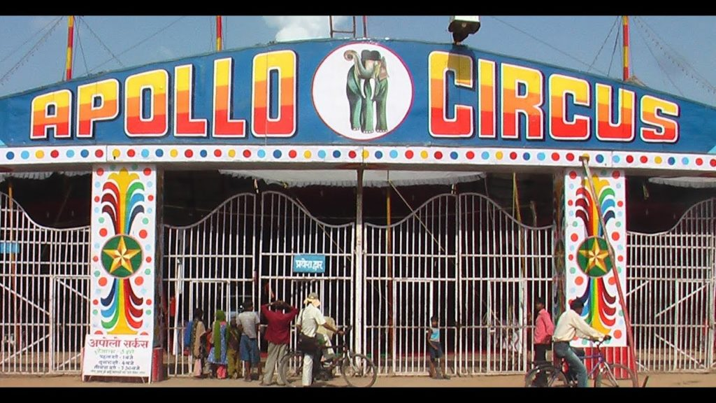 The Great Apollo Circus Panchkula