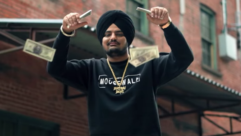 Top 10 songs of Sidhu Moose Wala