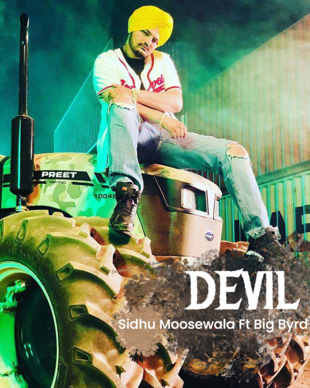 devil sidhu moose wala song