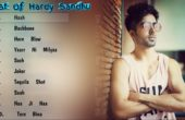 top 10 Hardy Sandhu songs