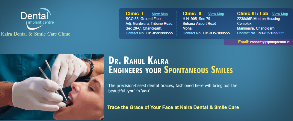 Kalra Dental & Smile Care Clinic
