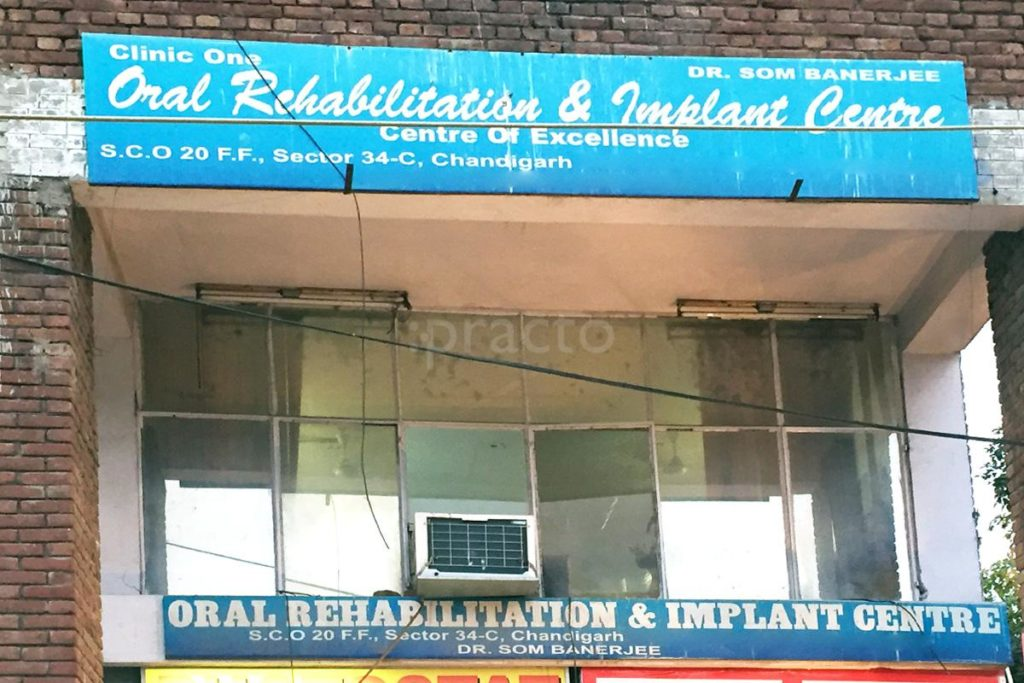 Oral Rehabilitation & Implant Centre