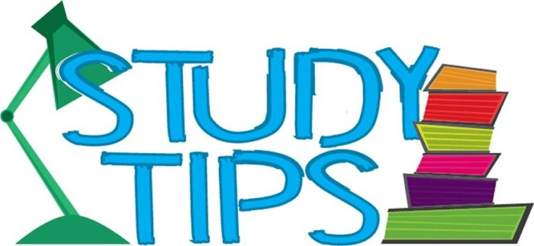 Basic Study Tips For Students of Class 11?