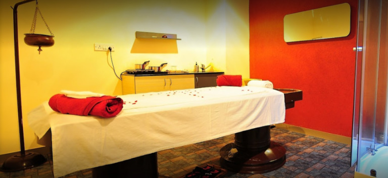 Let's Go For Relaxing Weekend at Blue Terra Spa Chandigarh