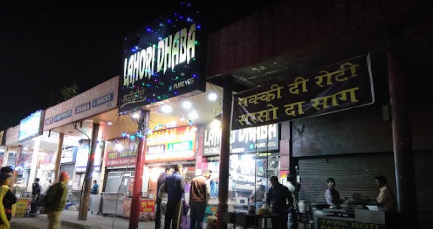 Lahori Dhaba, Sector 44 Chandigarh