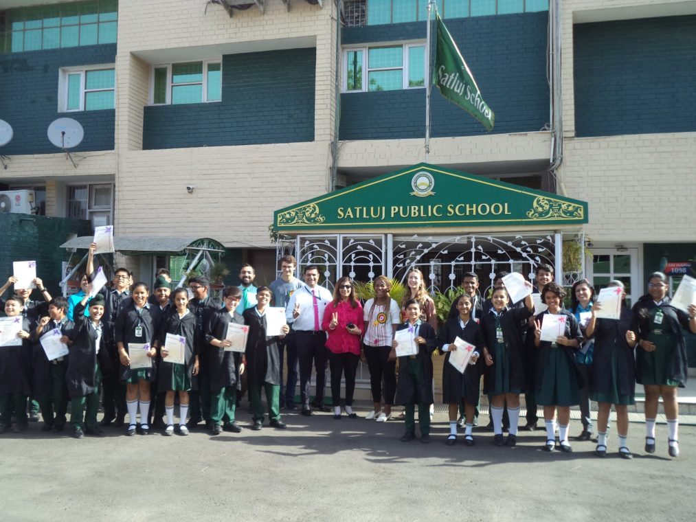 Satluj Public School