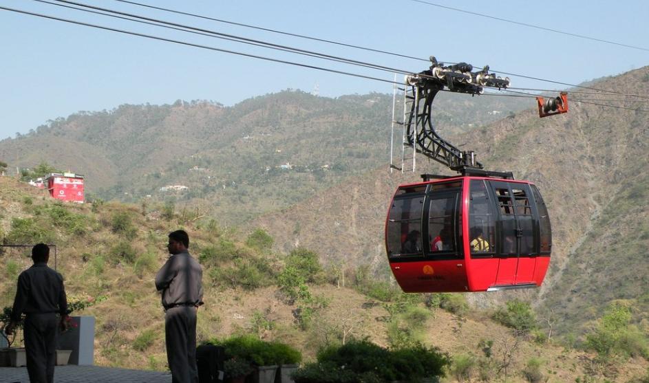 Timber TrailParwanoo Himachal Pradesh