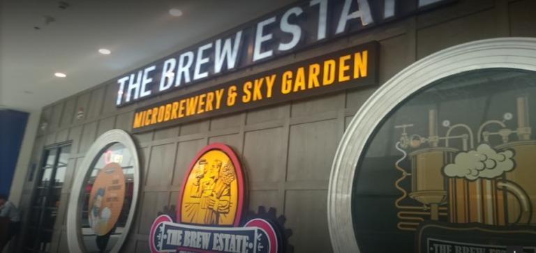 The Brew Estate Chandigarh – Get Ready To Drench Your Taste Buds!