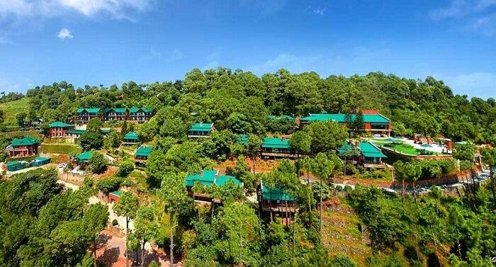 Kasauli hills station