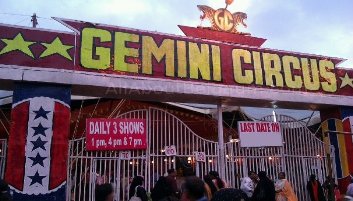 Gemini Circus Housing Board Panchkula– Bring Back Those Childhood Memories